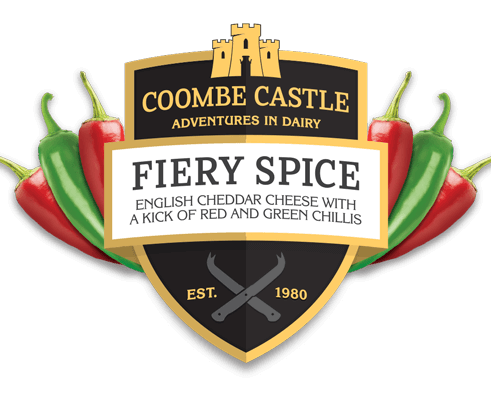 USA UK Coombe Castle International Savoury Blends Fiery Spice