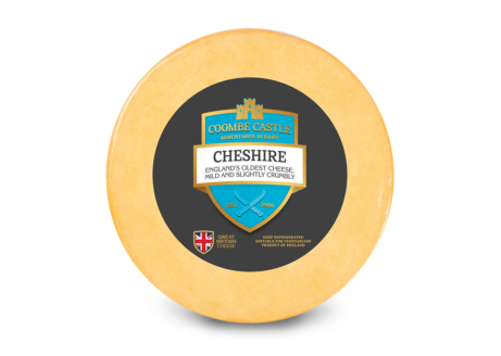 USA UK Coombe Castle International Regional Cheese Cheshire