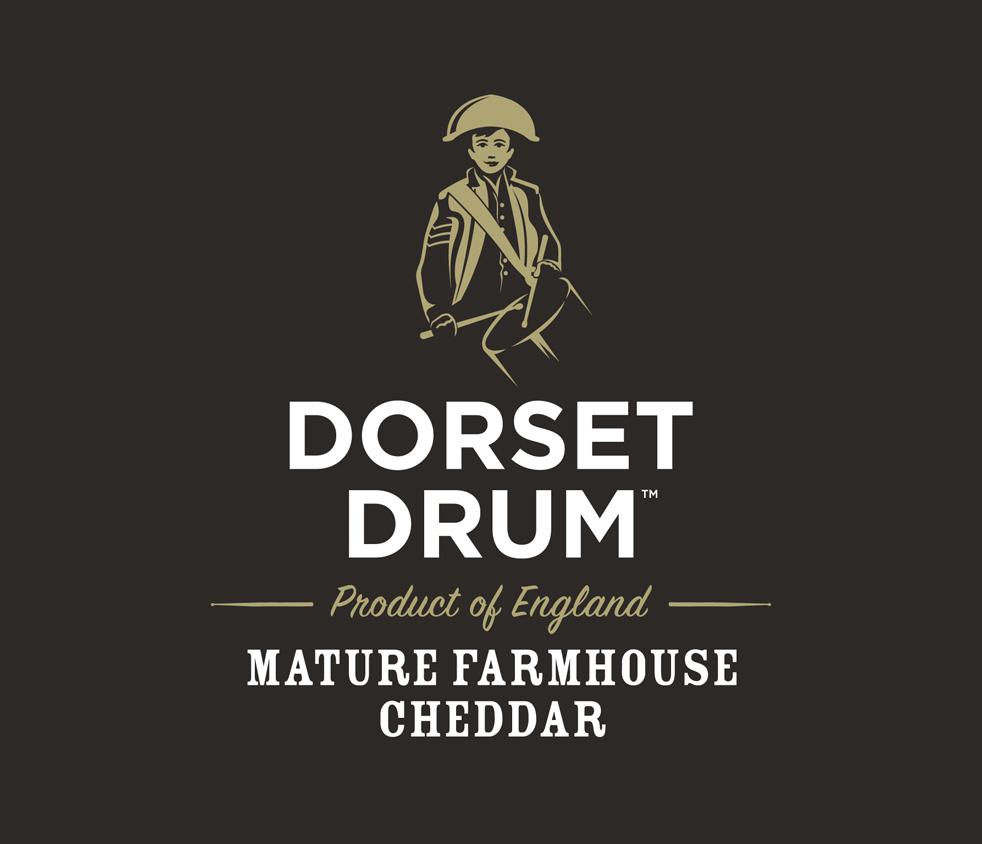 Coombe Castle International Cheddar Cheese Dorset Drum