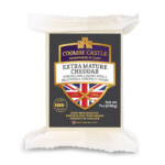 USA UK Coombe Castle International Cheddar Cheese Extra Mature Cheddar