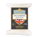 USA UK Coombe Castle International Cheddar Cheese Mild Cheddar