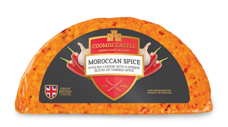 USA UK Coombe Castle International Savoury Blend Moroccan Spice
