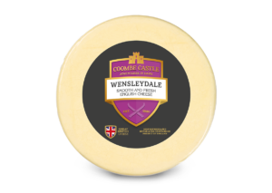 USA UK Coombe Castle International Regional Cheese Wensleydale