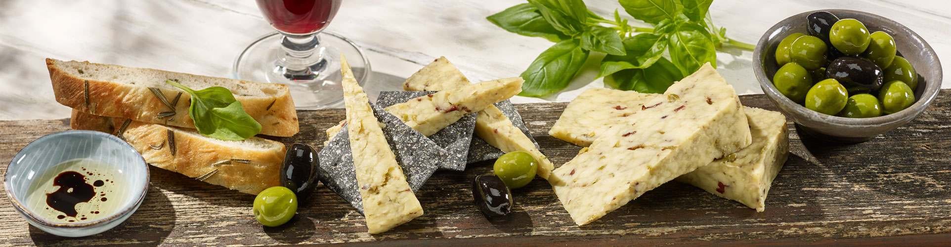 Coombe Castle International Savoury Blends Olive Grove Lifestyle