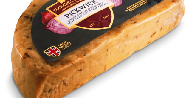 USA UK Coombe Castle International Savoury Blends Pickwick