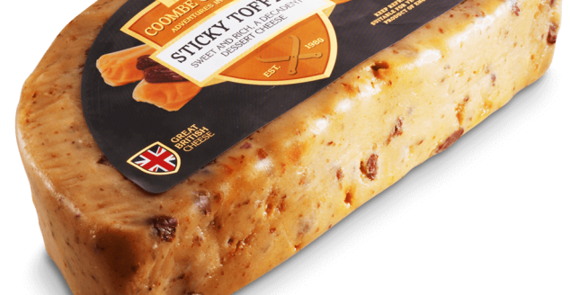 USA UK Coombe Castle International Sweet Blends Sticky Toffee