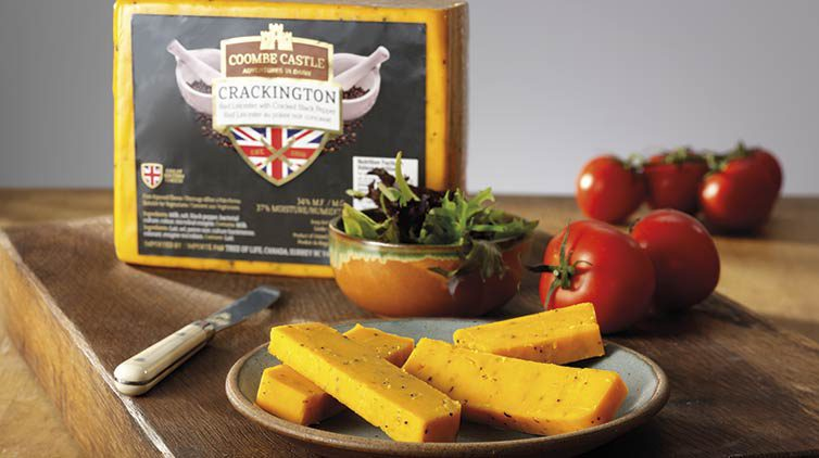 Canada Coombe Castle International Savoury Blends Crackington