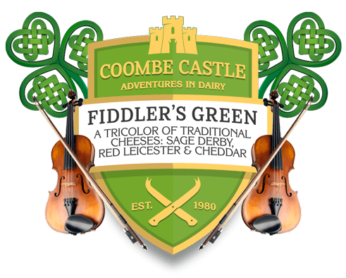 USA UK Coombe Castle Interational Savoury Blends Fiddlers Green