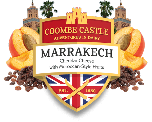 USA UK Coombe Castle International Savoury Blends Marrakech