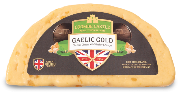 USA UK Coombe Castle International Savoury Blends Gaelic Gold