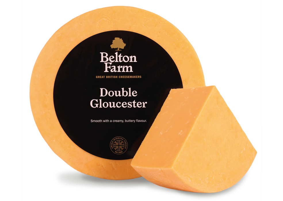 Apple Ford Red Lion >> Double Gloucester - Coombe Castle International