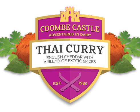 USA UK Coombe Castle International Savoury Blends Thai Curry