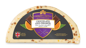 USA UK Coombe Castle International Sweet Blends Chocolate & Orange