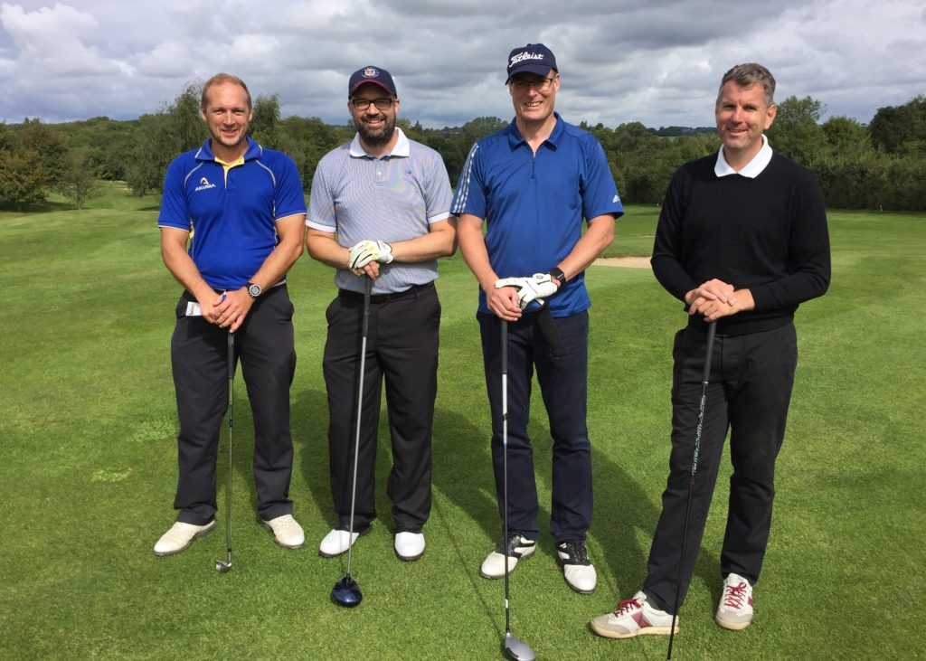 2017 Charity Golf Day Winners