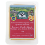 Wensleydale with Peach & Apricot