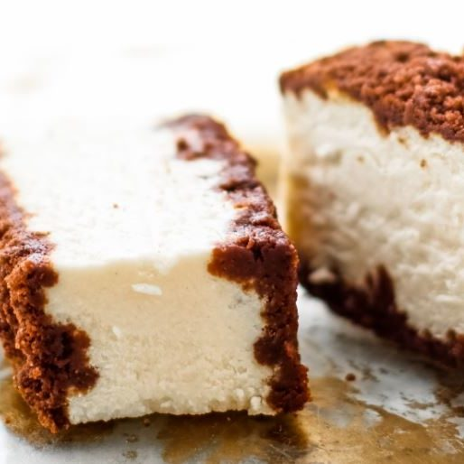 Irish Cream Liqueur Cheesecake